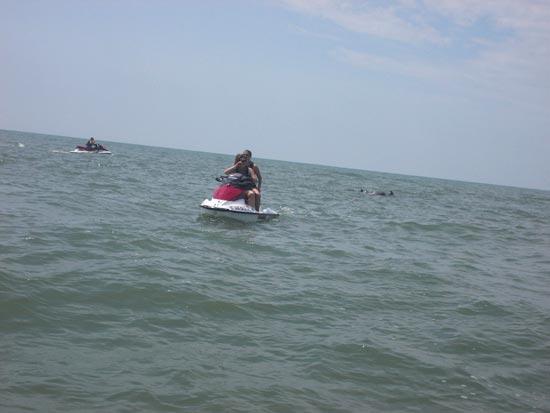 Myrtle Beach Dolphin Jet Ski Tour