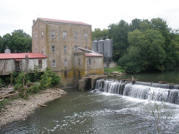 wisenberger mill in Kentucky