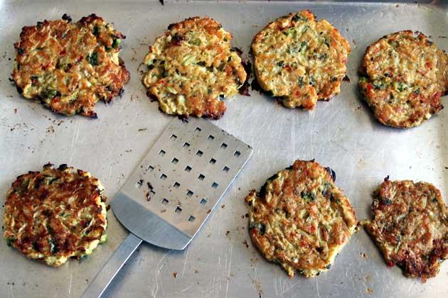 baked-zucchini-pancakes-recipe