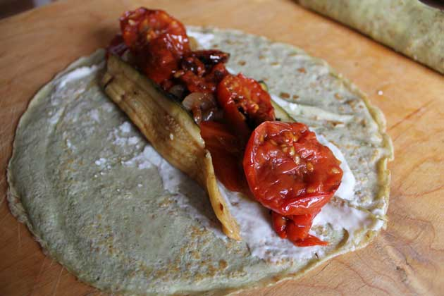 roasted-vegetable-crepe